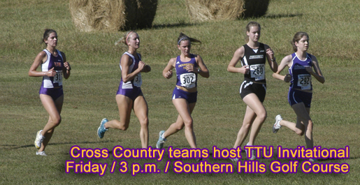 TTU Invitational is Friday at Southern Hills Golf Course