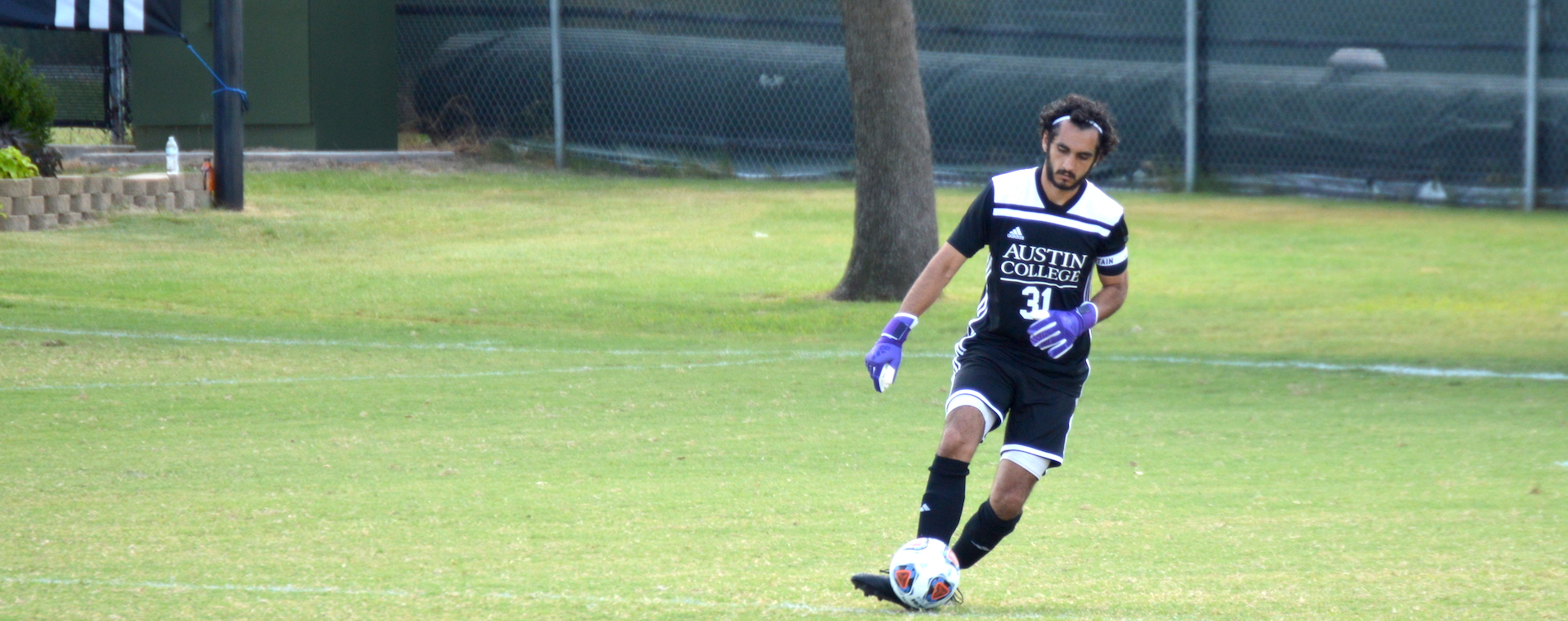 Khalaf Named Men's Scholar All-West Region