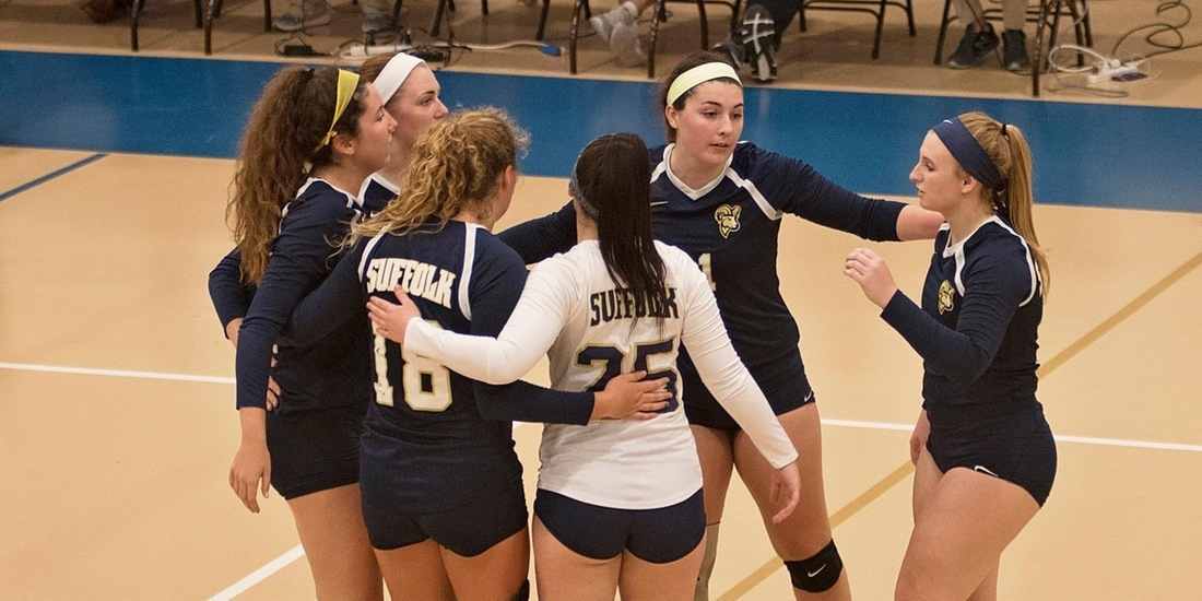 Volleyball Continues Road Stretch at Salem State Wednesday
