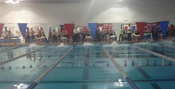Gator Swim Team Wrap up Regular Season