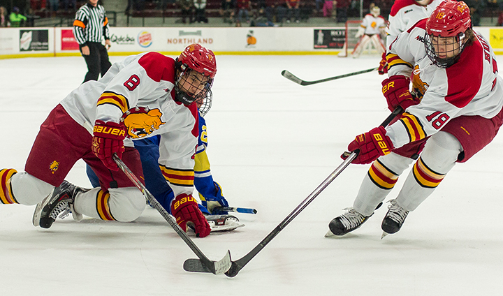 #2 Ferris State To Face Colgate In Mariucci Classic Title Game Today