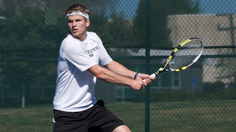 MEN'S TENNIS BLANKS SOUTHERN UTAH, REMAINS UNBEATEN IN CONFERENCE