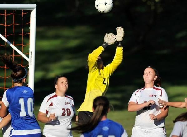 Bay Path Advances to NECC Semifinals after a 3-2 Shootout over Newbury