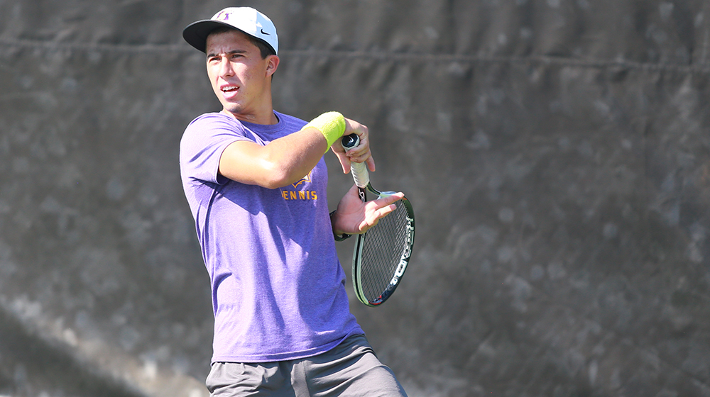 Tosetto advances to ITA All-American Championships qualifying final, falls to UNC's Cemoch
