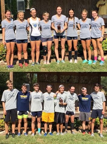 Emory & Henry Cross Country Sweeps At The Greensboro Invitational Saturday