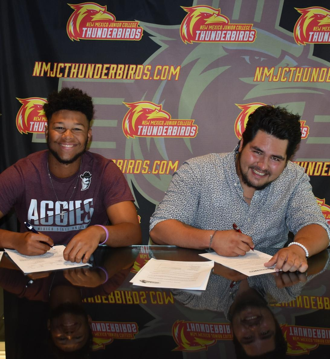 Jefferson and Rijo Sign 4-Year LOI