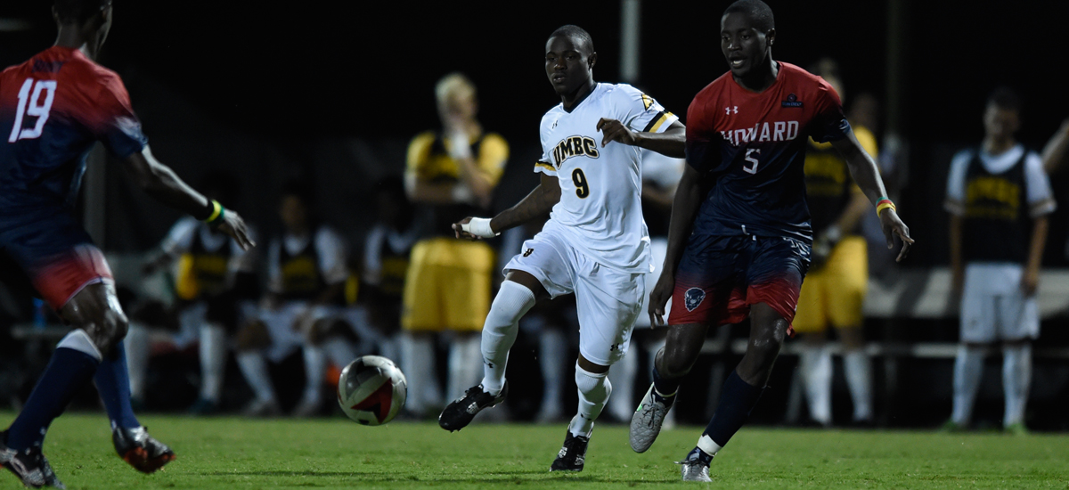 UMBC Uses Strong First Half to Sink Navy, 2-0 on Wednesday