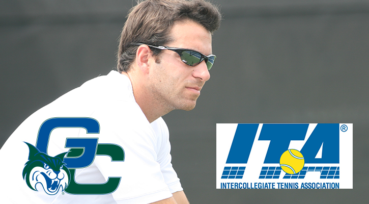 GC Tennis's Marques Earns ITA Regional Assistant Coach of the Year