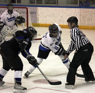 CUW women win NCHA Opener 7-1