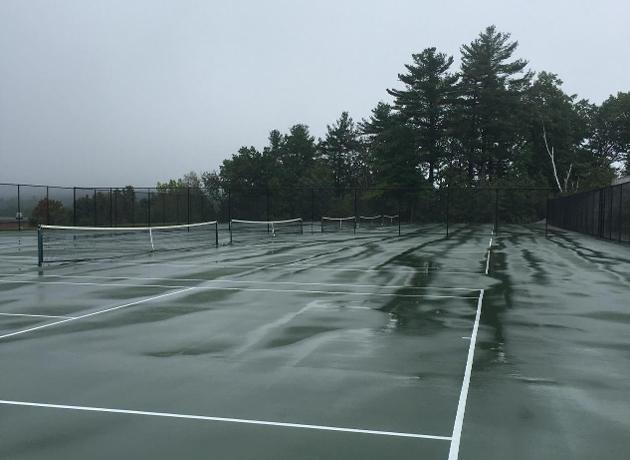 Worcester State vs. Becker Tennis Match Postponed