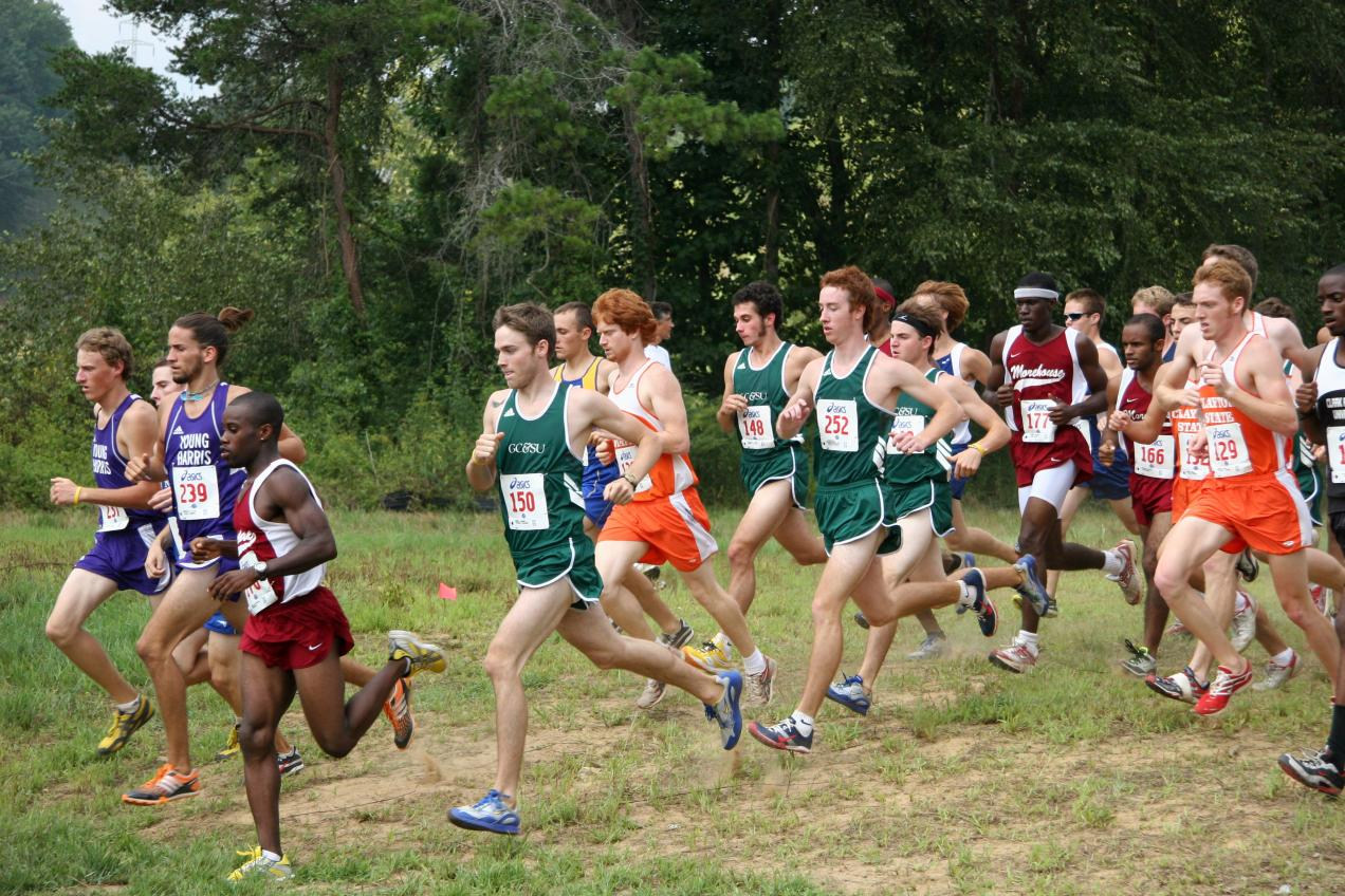 Bobcat Cross Country Poised for Breakthrough 2008