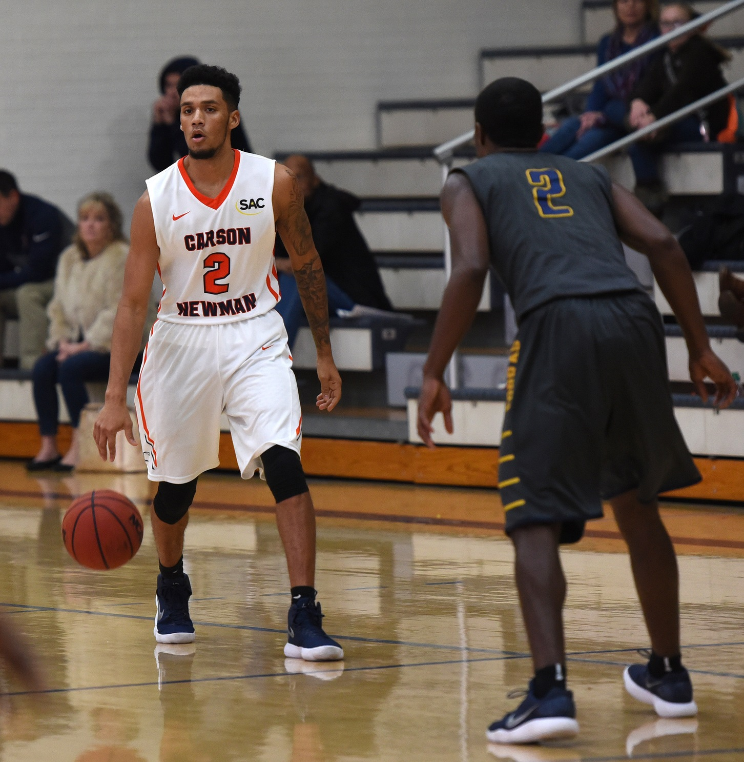 Carson-Newman takes longest road trip of the season with lengthy jaunt to Coker