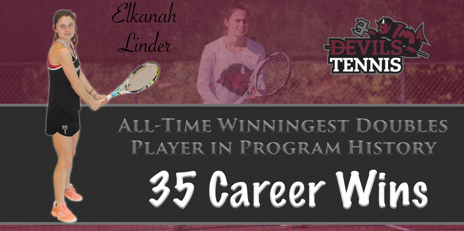 Linder Makes History as Women's Tennis Opens Spring Season in Florida