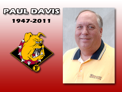 FSU Athletics Mourns Passing Of Paul Davis