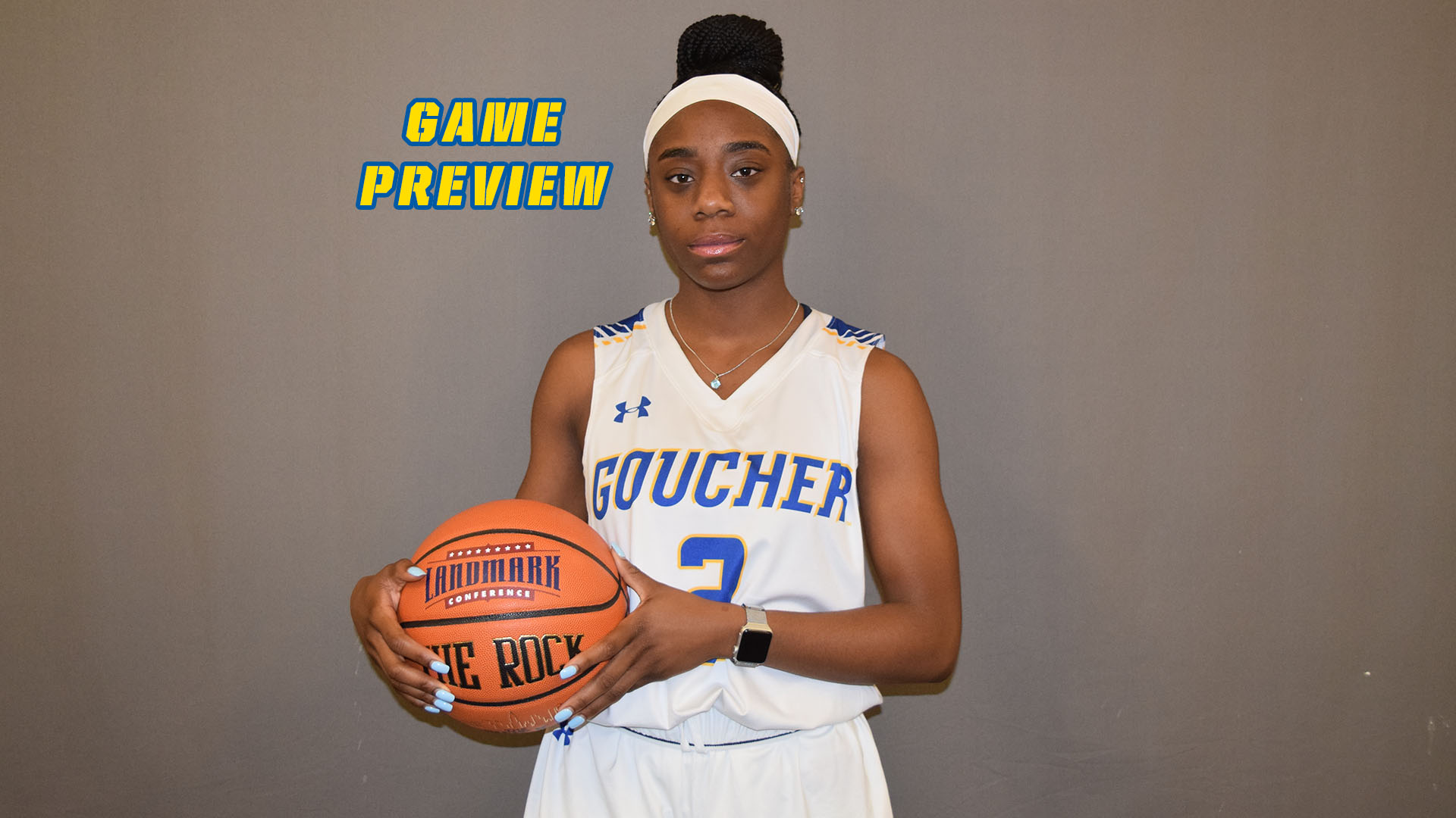 Goucher Women's Basketball Ready For Some Home Cookin' Against Drew In 2020 Home Debut