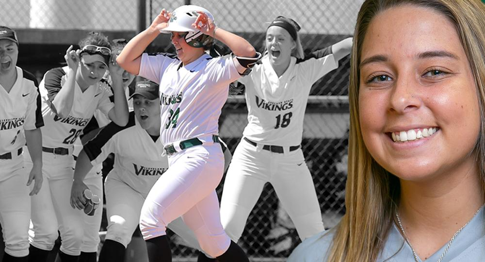Ries Named to Horizon League Softball All-Academic Team