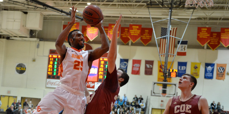 Slow start hurts Storm men in loss to Coe