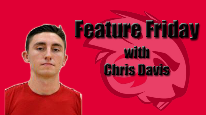 Feature Friday with Chris Davis