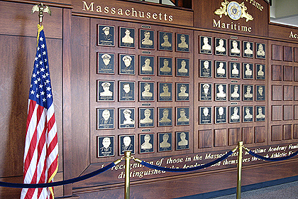 Massachusetts Maritime Athletic Hall of Fame