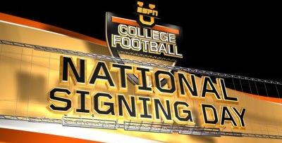 Gator Football Players to Sign National Letters of Intent