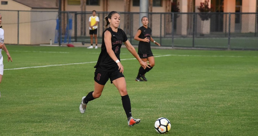 No. 19 Women's Soccer Hosts Cal in Home Opener Monday