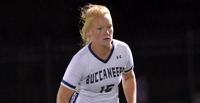Gardner Nets First Career Goal As Women's Soccer Drops Late 2-1 Non-League Decision To Bay Path