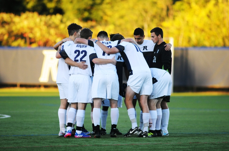 Men's Soccer: Rivier bested in double-OT to Lasell