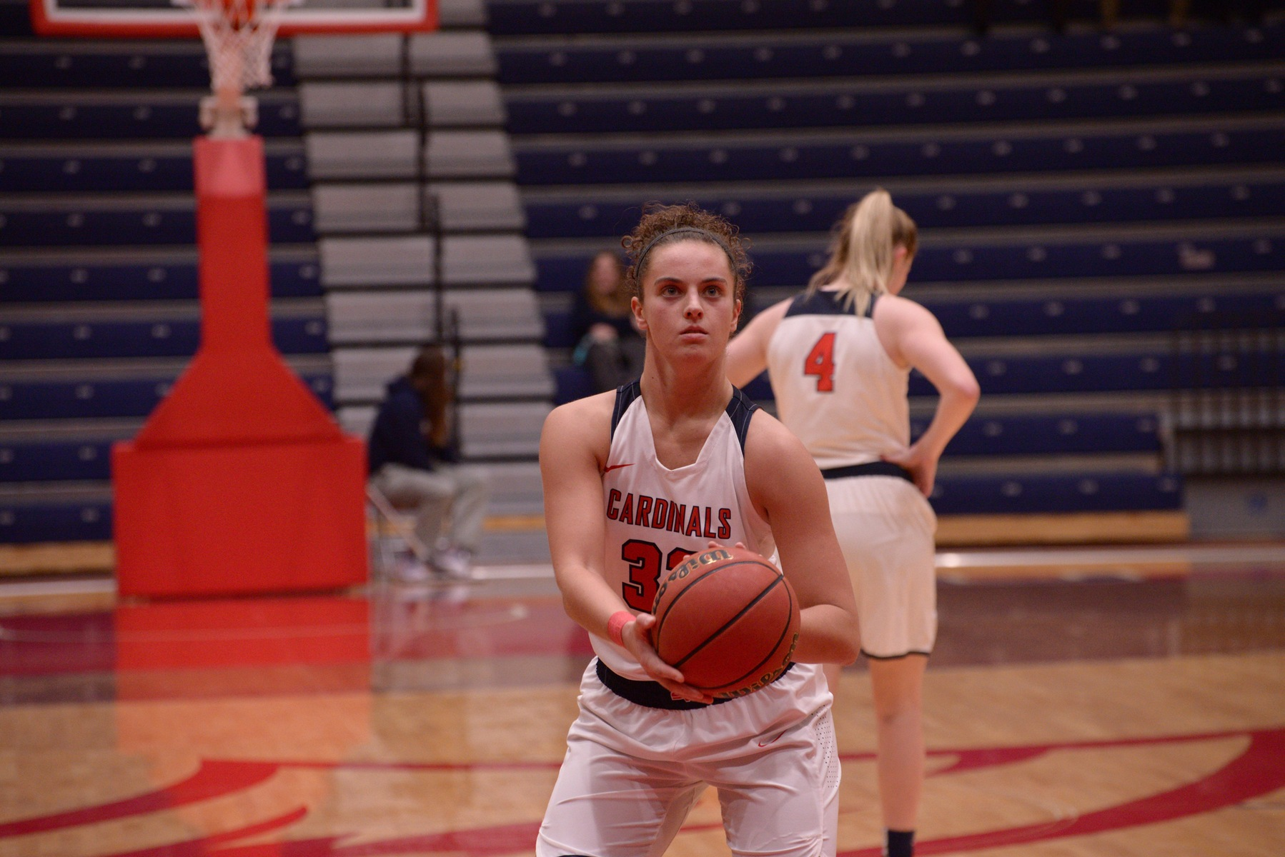 Duffy's 41 points and 16 rebounds lead Cardinals to victory at LSSU