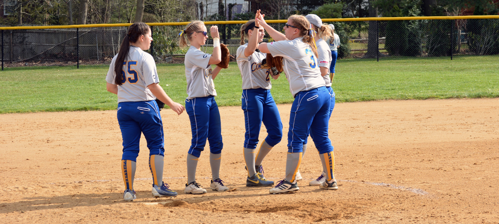 Softball Picks Up Two More Victories After Sweep of CACC Foe Nyack