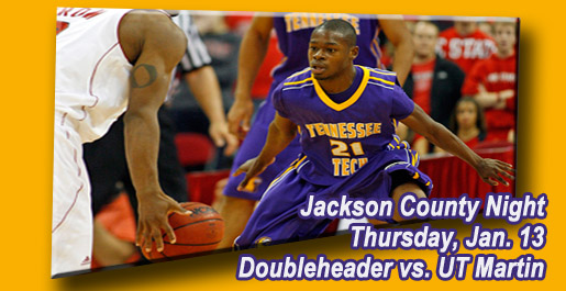 Jackson County Night is Thursday in Eblen Center