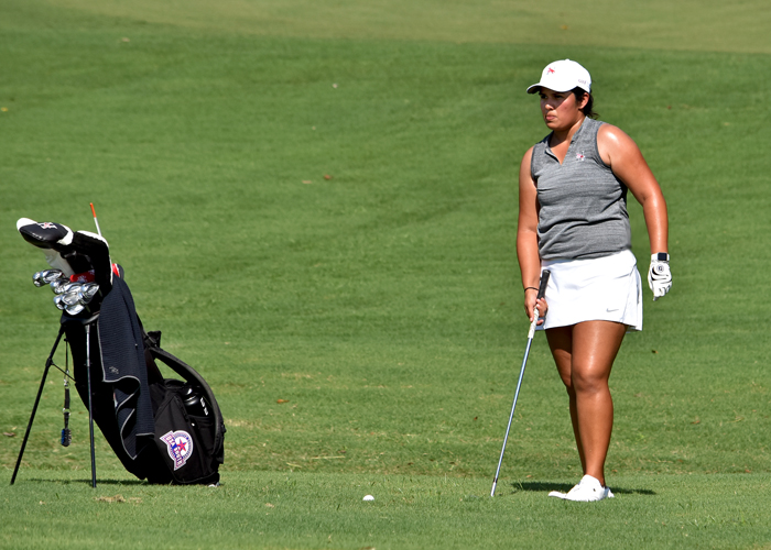 Women's golf tied for 7th after Rd. 2 of Jekyll Island Invitational