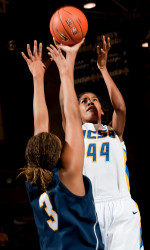 Valentine's Double-Double Not Enough for Gauchos in Exhibition