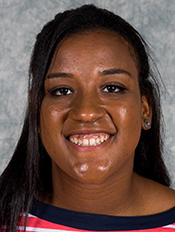 Jessica Daguilh, Christopher Newport, Women's Basketball, Sophomore