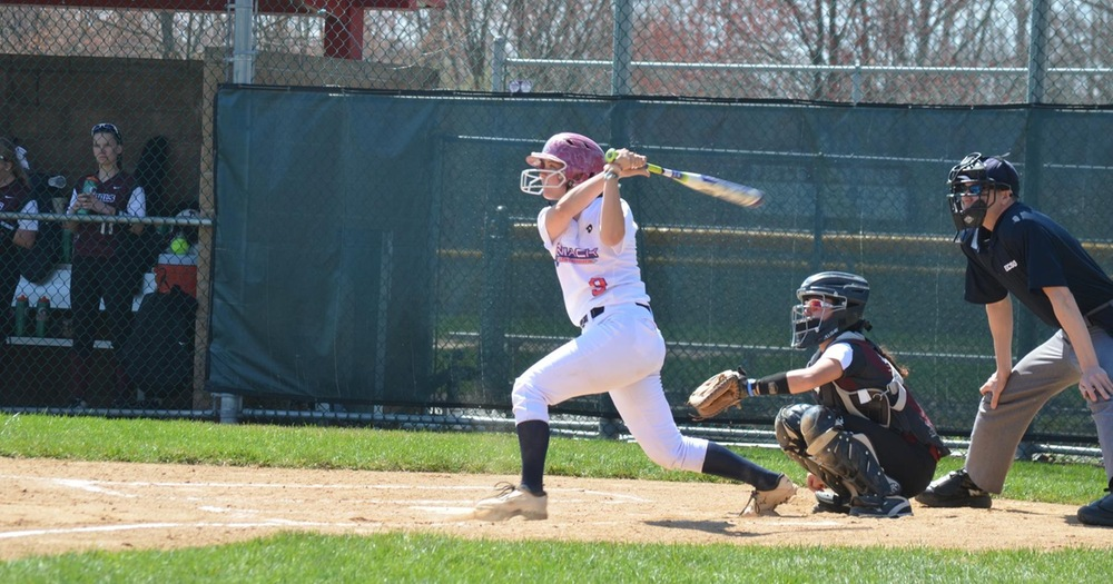 Softball Defeated by Bloomfield College Bears