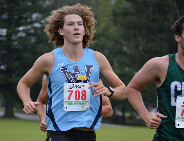 Men's Cross Country Tied for 6th at Illinois College Invitational