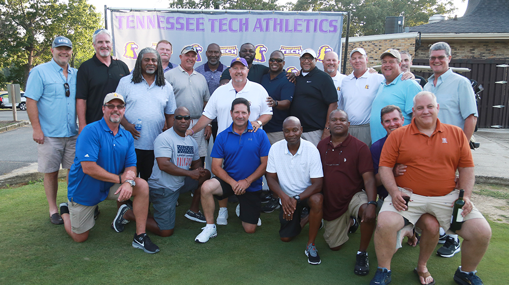 Look back down Memory Lane with Tech football alumni