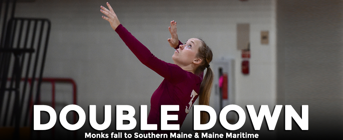 Saint Joseph's Drops Pair at Maine Maritime