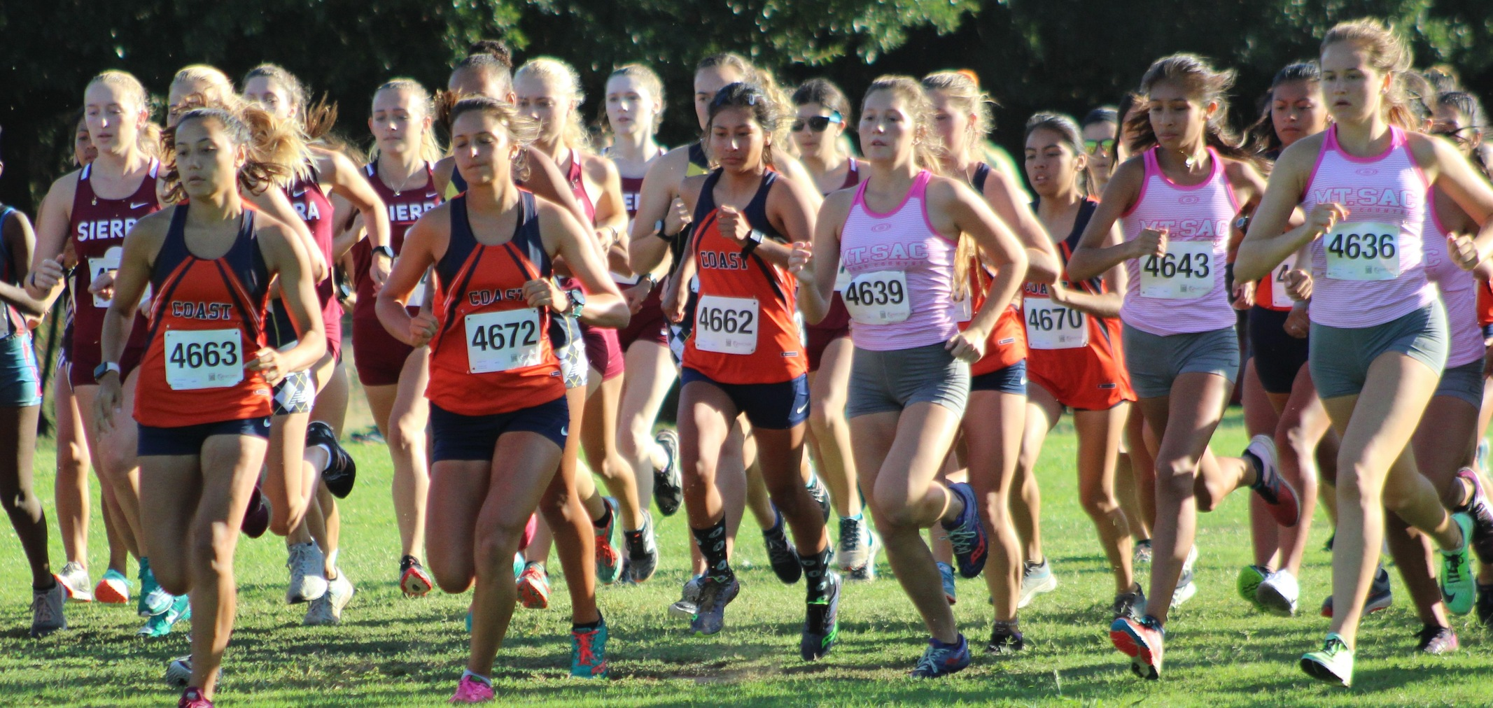 OCC women take third overall at GWC Invitational