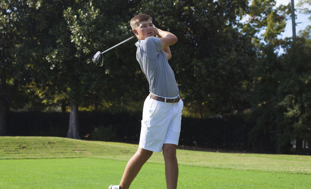 Emory Golf Tied For Fourth At Piedmont Invitational