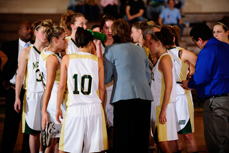 McDaniel ranks 11th in WBCA's Academic Top 25
