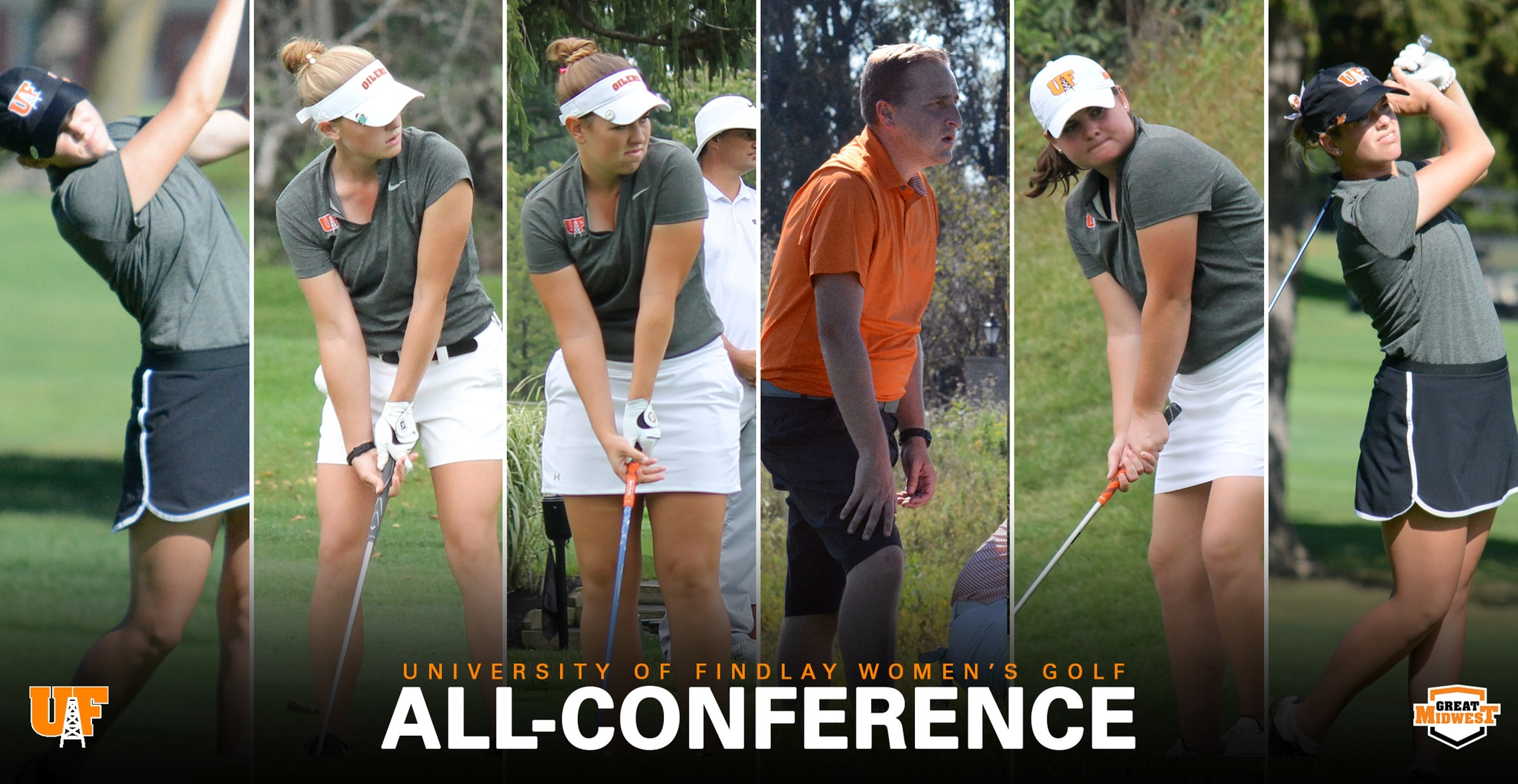 Oilers Sweep Conference Awards