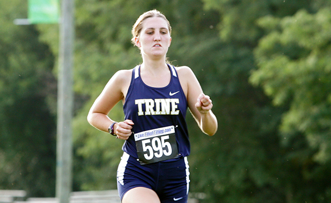 Women's Cross Country Finishes Second at Manchester