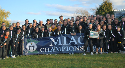 St. Olaf College cruises to title at 2010 MIAC Women's Cross Country Championships