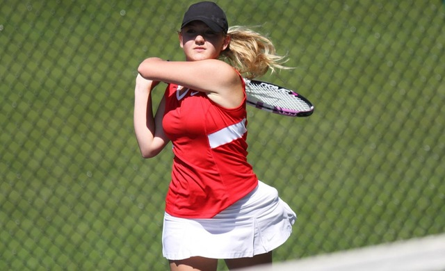 Positive Signs In Women's Tennis 6-3 Loss
