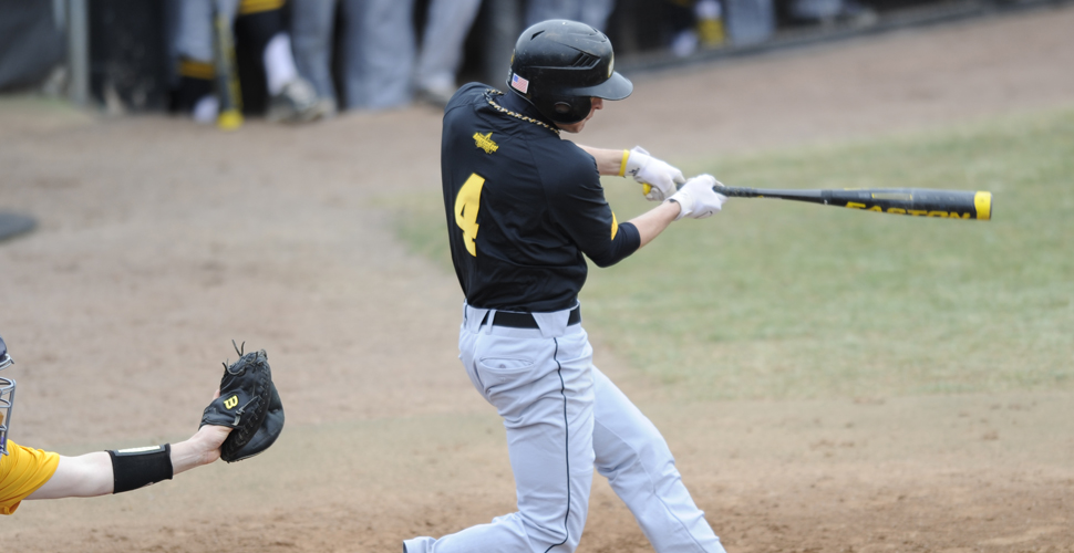 Retriever Baseball Pounds out 15 Hits, but Falters Late in 8-7 Loss at Elon