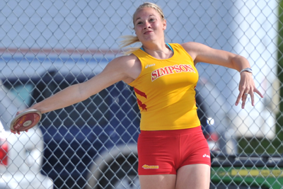 Storm tune up for IIAC Championships at Monmouth