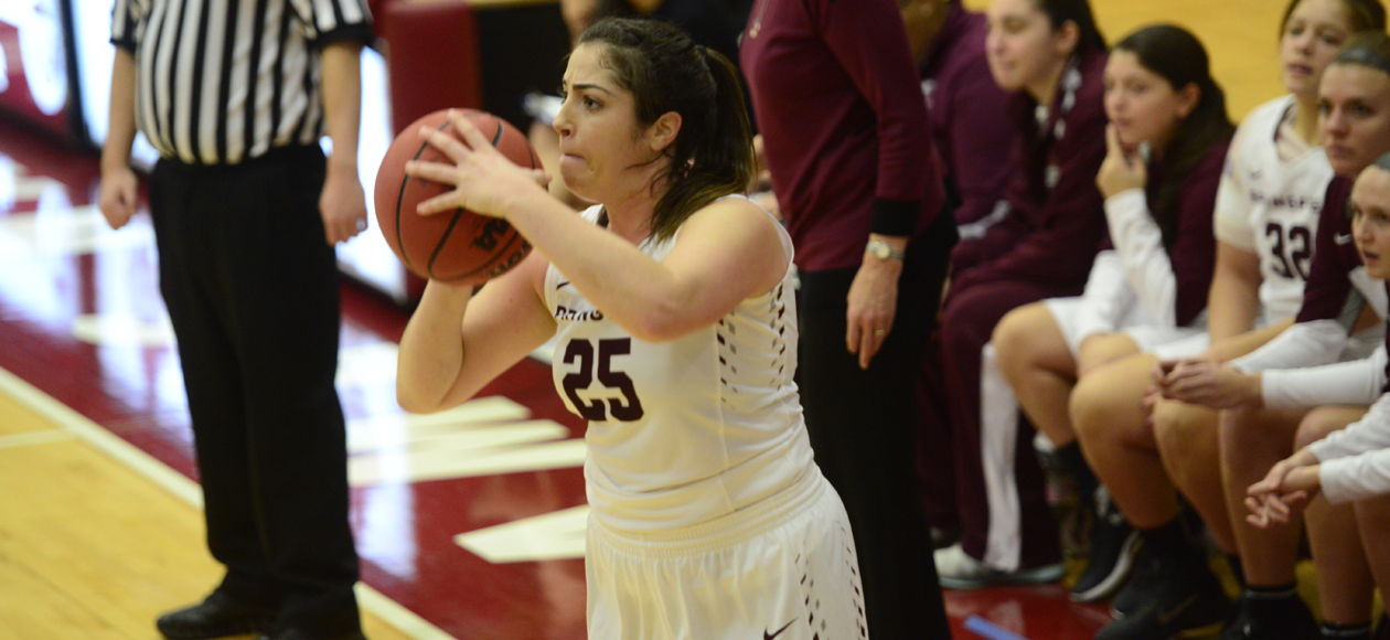 Women's Basketball Scores Most Points Since 2000, Defeats Mount Holyoke, 97-31