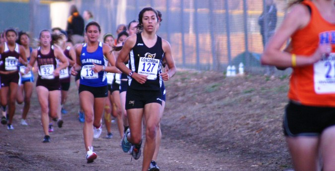 Lilly Duarte Breaks Southwestern University 6k Record