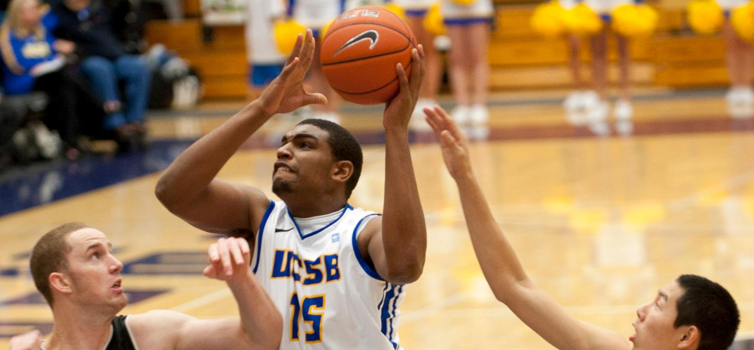 UCSB Returns Home to Host Fullerton Thursday Night