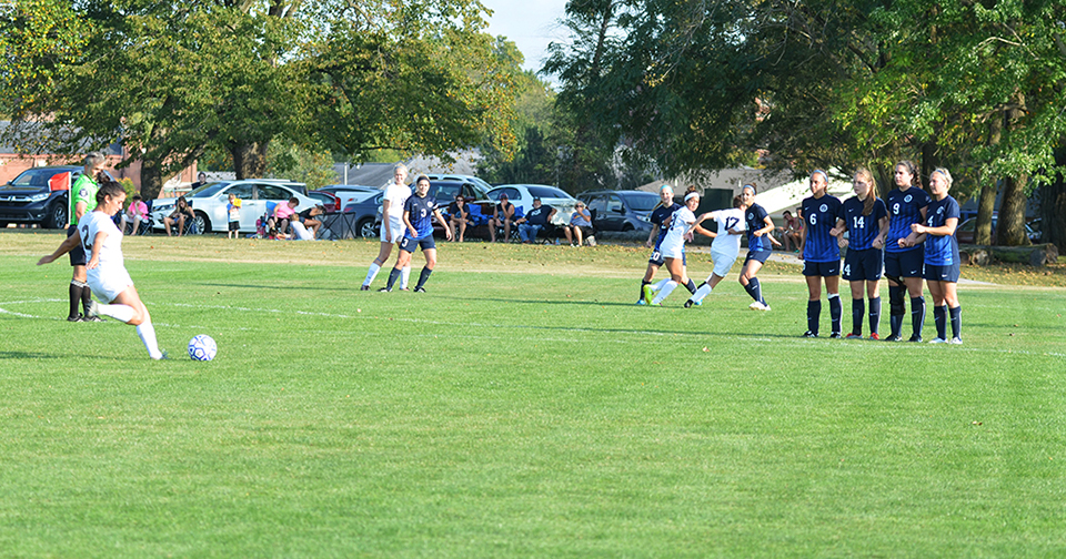 #PomeroyWSOC Steals OT Win Over Oakland City